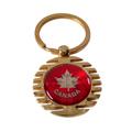 加拿大圆形高档扣